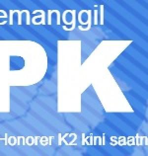 Info seleksi PPPK Tahap I Tahun 2019